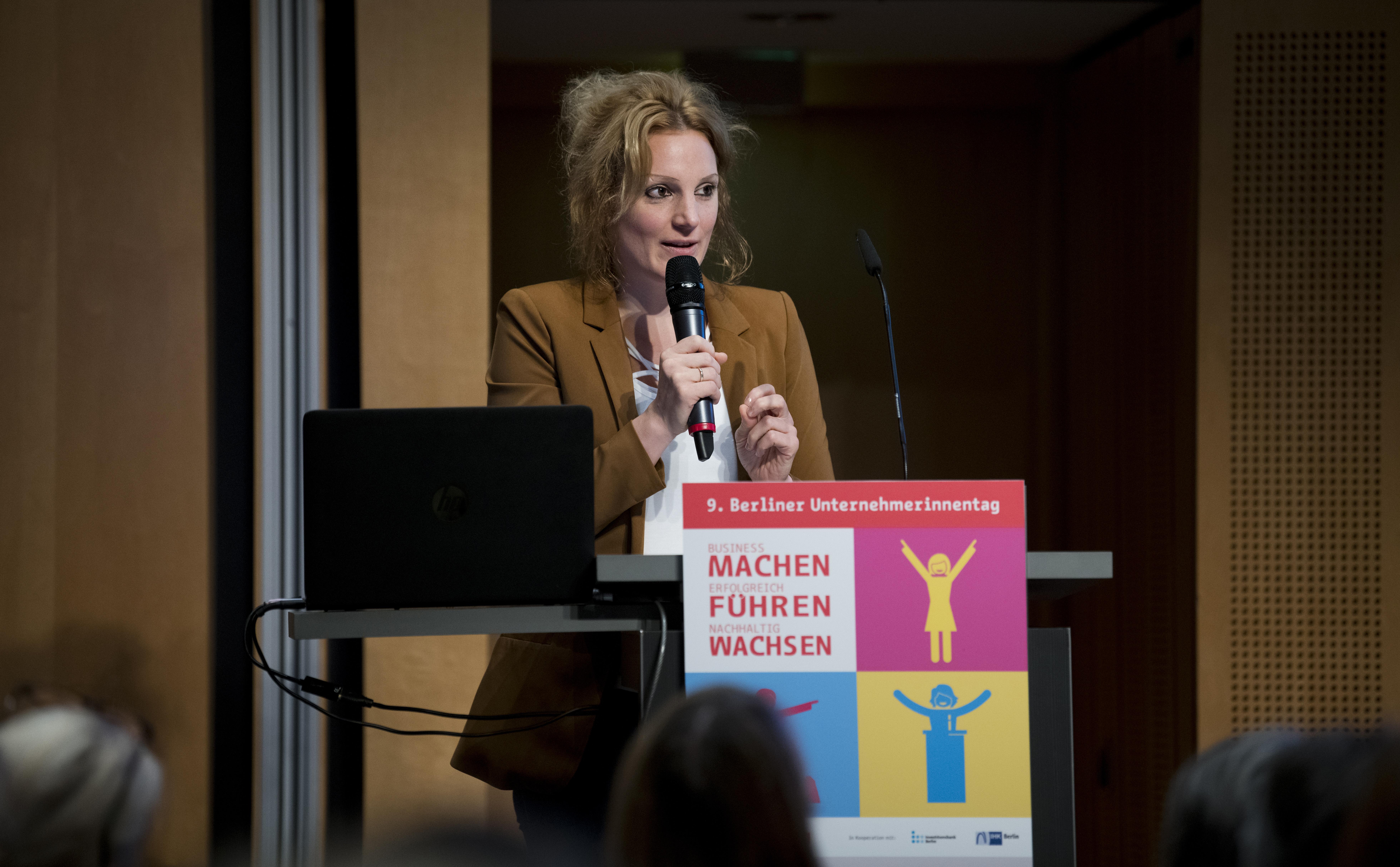 9. Berliner Unternehmerinnentag In Berlin